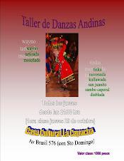 Taller Danzas Andinas 2009
