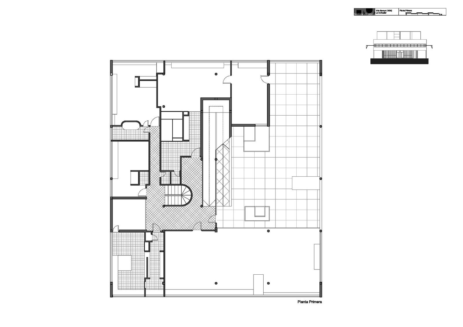 Radilav investigaciones arquitect nicas s a referencias - Casas de le corbusier ...