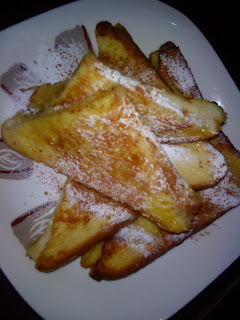 Cooking With Love French Toast Isi Keju