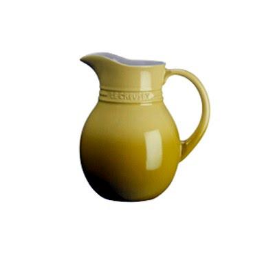 Le Creuset Sangria pitcher
