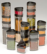 SpiceCare from TableFare, Seattle, is a spice management system.