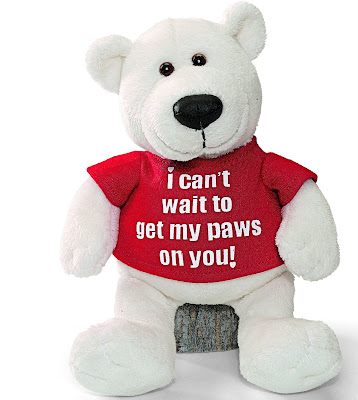Gund  Love Tees teddy bear