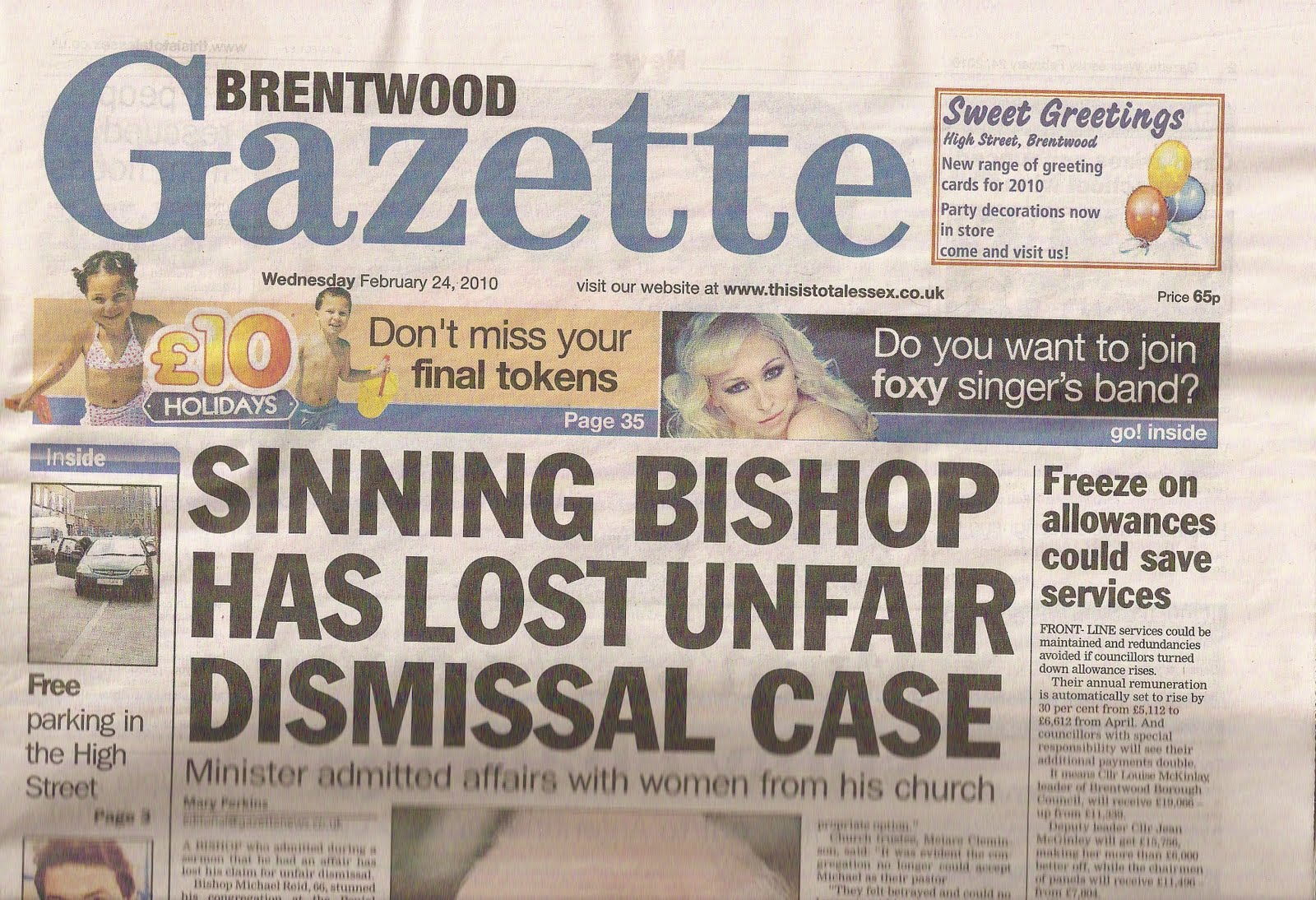 brentwood gazette dating News, sport and local info in the chelmsford and essex area from chelmsford weekly news search for local events, cinemas, homes, cars, and jobs.