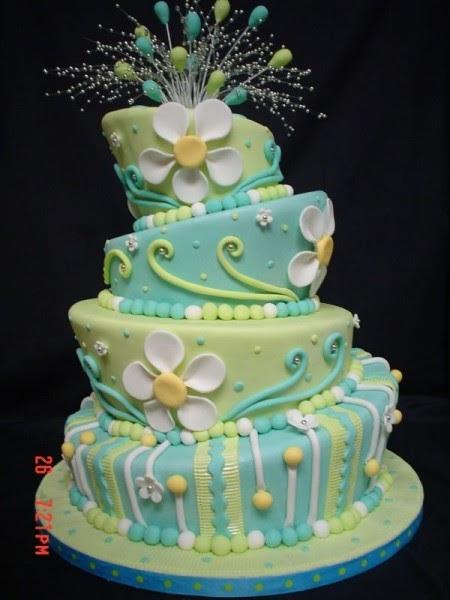 How Do You Make A Neon Cake