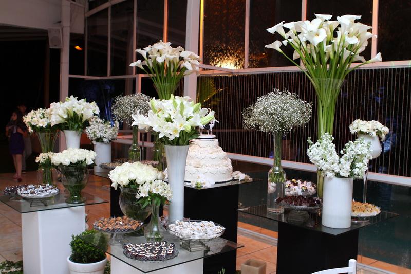 decoracao branca e verde para casamento : decoracao branca e verde para casamento:Cedrom: FOTOS – Casamento Preto e Branco