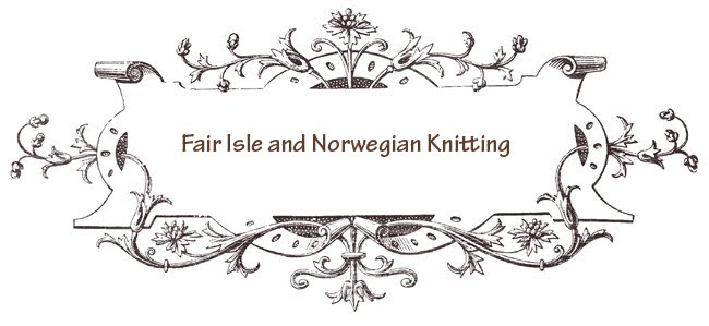 Isle & Norwegian Knitting Let's Get Started!