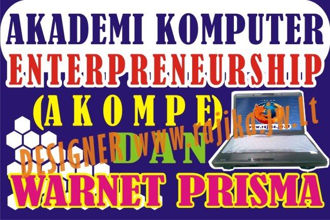 Contoh Spanduk Promosi Warnet