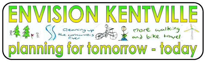 Envision Kentville: Planning for Tomorrow, Today