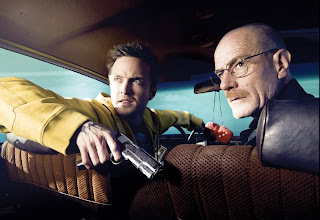 White and Pinkman Breaking Bad