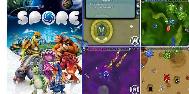 Игры Для Андроид Spore
