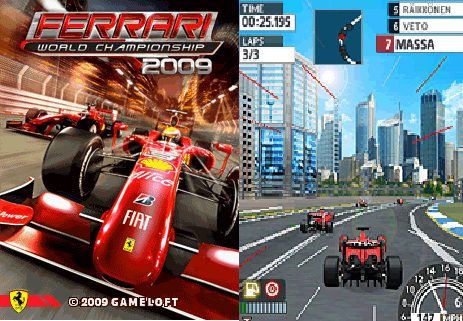 Championship Touch Screen Game NOKIA / LG / SAMSUNG Free Download