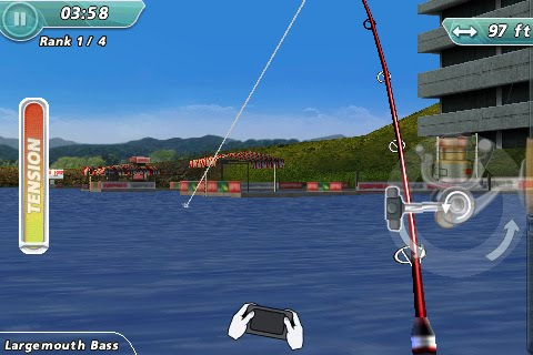 Fisherman 1.0 Android Game Mobile NOKIA / LG / SAMSUNG Free Download