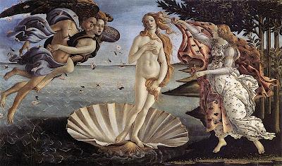 Saló d'art del Fòrum les pintures preferides! 1+BOTTICELLI.+Naixement+de+Venus