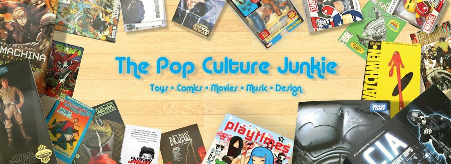 The Pop Culture Junkie