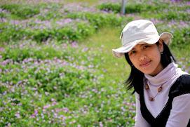 Rengge Flowers at Kokubunji