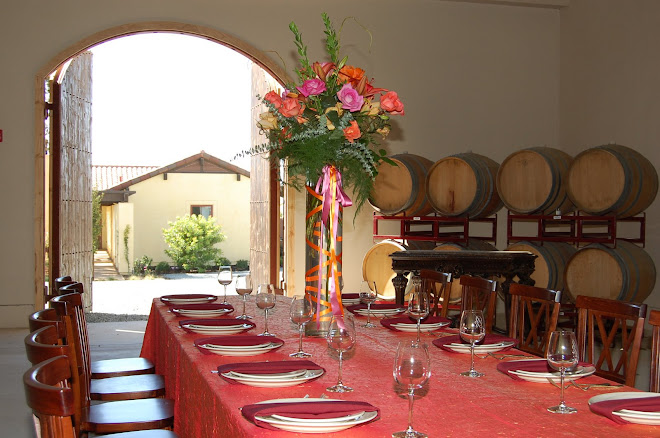 Barrel Room offers an Exquisite Setting!