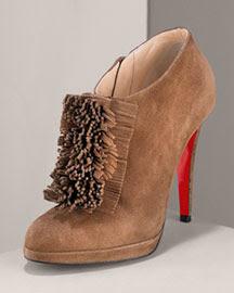 de nouvelles boots