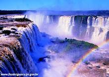 """Iguaçu - """"agua grande"""" Tupy Guarani"""