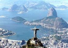 "Cristo ""abraça a Baia de Guanabara"