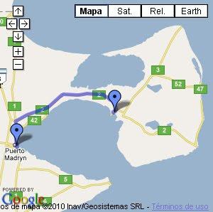 hosteria puerto madryn: