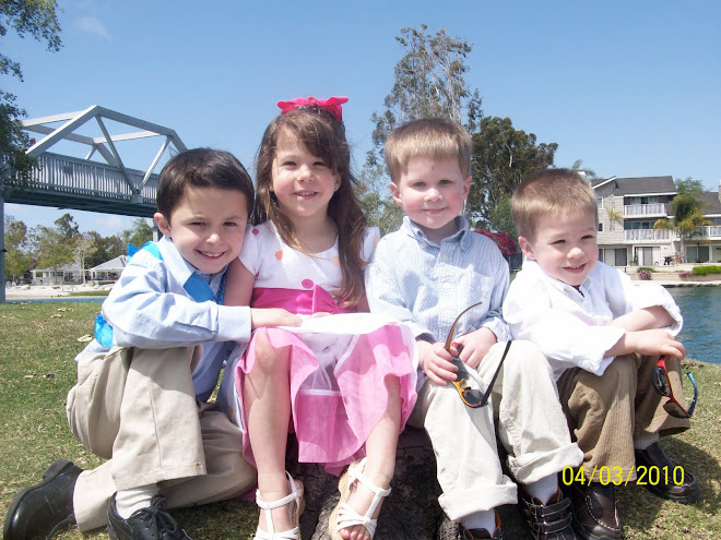 Ayden, Kirsten, Maddox and Sawyer