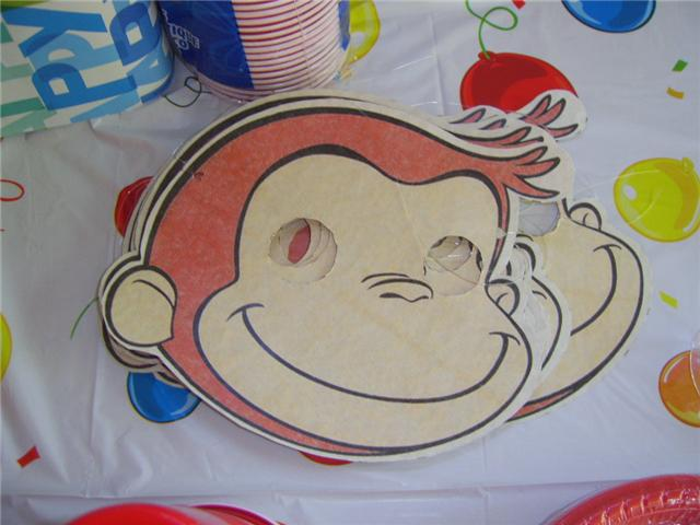 & Creative 2x Mom: How to Throw a Curious George Birthday Party