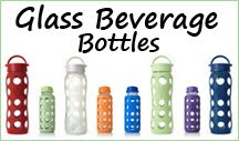 Lifefactory Beverage Bottles
