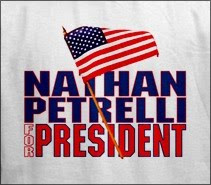 Nathan Petrelli For President
