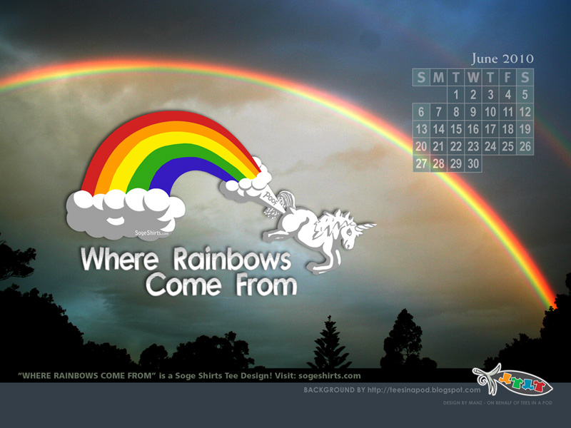Where Rainbows Come From