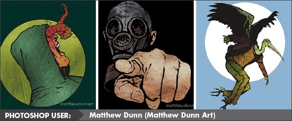 Matthew Dunn Art - Comic creator/Illustrator