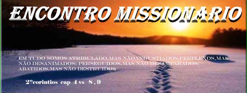 Encontro Missionario
