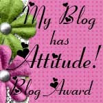 My Second Blog Award