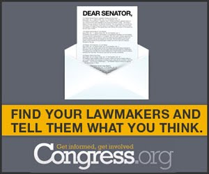Let's Hold Their Feet To The Fire Of The United States Constitution, Write Congress Today!