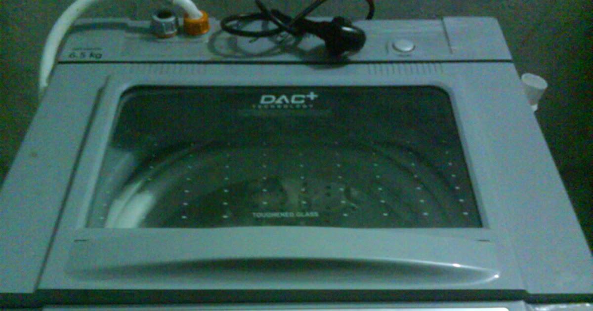 washing machine installation service