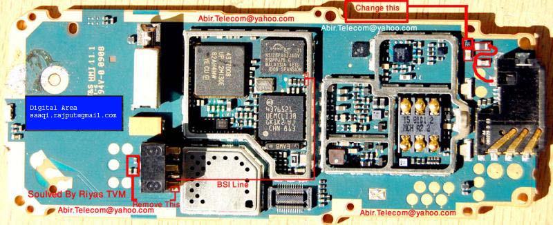 MOBILE REPAIR HELP: April 2010