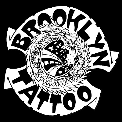 Tattoo Shop Logo Tattoo at 99 smith street.