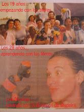 Maria Madeira 20  años de brincante