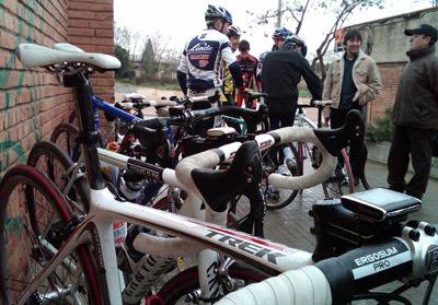 ciclismo entreno club ciclista sant boi