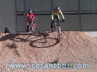 escuela de ciclismo baix llobregat sant boi