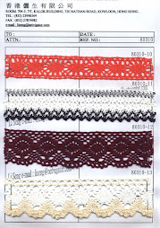 Crochet Lace - In Stock
