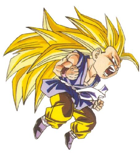 dragon ball z goku gt