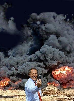 Tony Blair S Cat