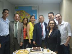 Equipe de Gabinete