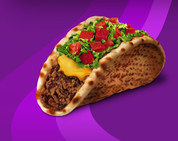taco bell nutritional information