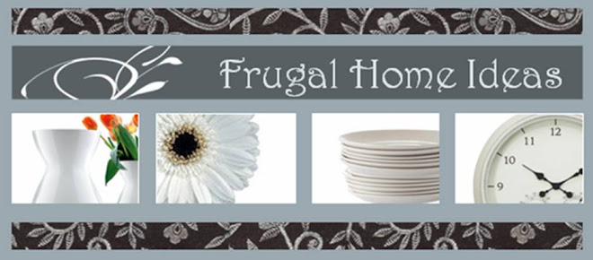 Frugal Home Ideas
