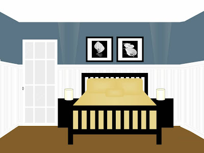 Frugal Home Ideas What You Wallpapered Your Bedroom
