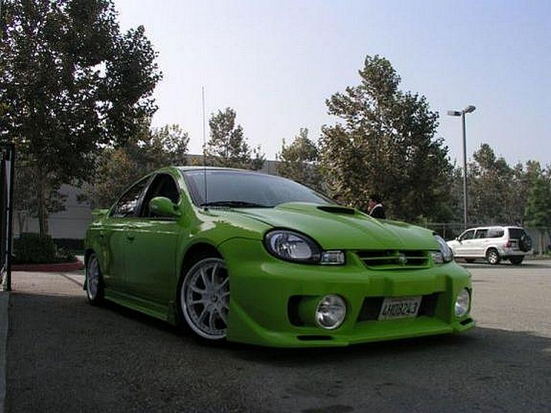 Perfect+Dodge+Neon+2000+Supercar+Modification Dodge Neon Tuning