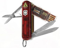 Swiss Army USB Knife