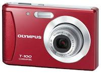 Olympus T-100 Camera