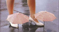 cubre paraguas para zapatos